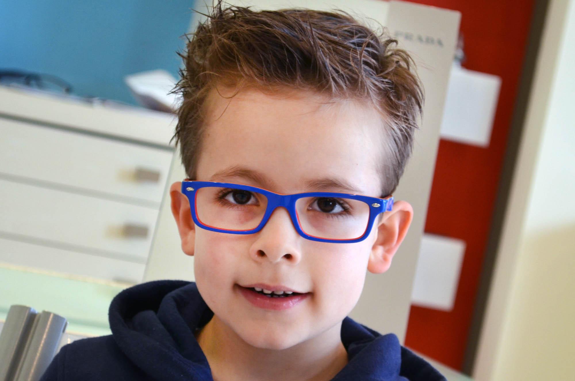 più recente f5e12 86990 Montature Occhiali Da Vista Per Bambini Roma   La ...