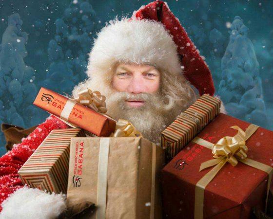 Un buon Natale… senza controfigure