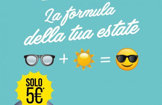 Promo Oxo Vista sole!