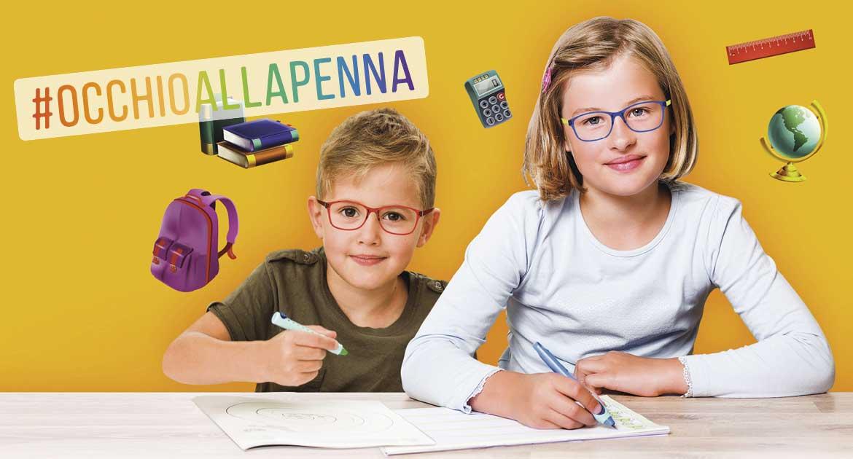 Vista e scrittura. Difficoltà di apprendimento in età scolare