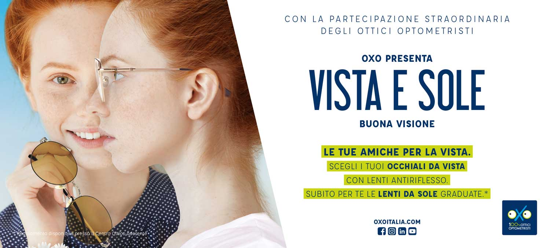 Promo Oxo Vista sole 2020!